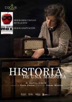 CARTELL HISTORIA CANDIDATA MAX